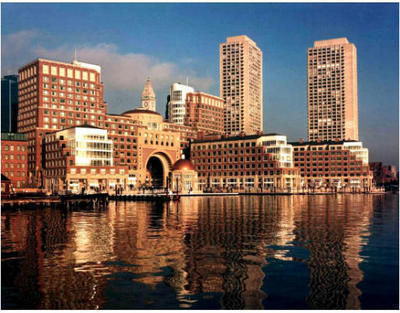 Boston Harbor Hotel Valet Parking